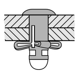 Gesipa Tri-Fold-Blindniete