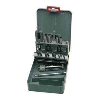 Gewindebohrersatz DIN352 M3-M12 16tlg.HSS Metallkassette EXACT