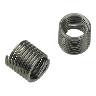 Gewindeeinsatz DIN 8140 Typ Stand.f.M6x1mm rostfr.Stahl 2,0xD 100 St.V-COIL