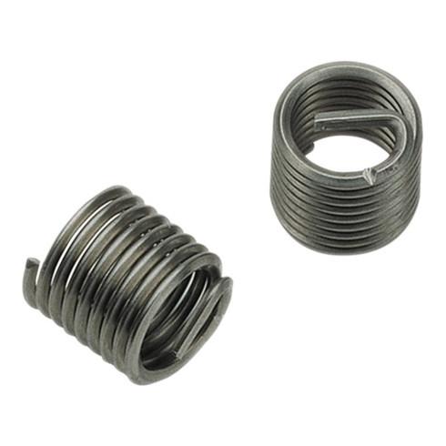 Gewindeeinsatz DIN 8140 Typ Stand.f.M8x1,25mm rostfr.Stahl 1,5xD 100 St.V-COIL