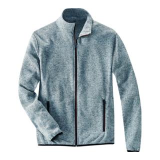 Gilet en laine Active taille L gris mélangé 100 % PES 1 un. Scheibler
