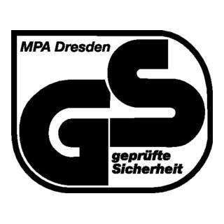 Gloria Feuerlöscher für KFZ mit Manometer inklusive Sicherheitsspannband