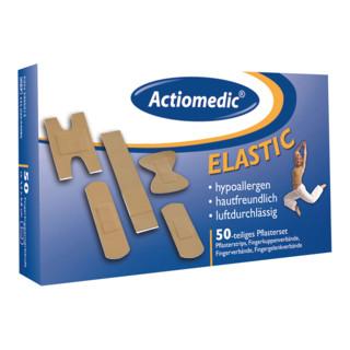 GRAMM medical Actiomedic elastic Pflaster-Set Spezialverbände '' 50-tlg.''