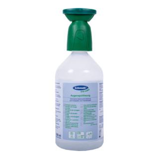GRAMM medical Actiomedic Eye Care Augenspülflasche mit Natriumchloridlösung 0,9%, 500 ml