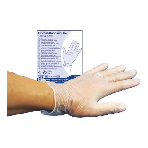 Gramm Medical Einmalhandschuhe nach DIN EN 455