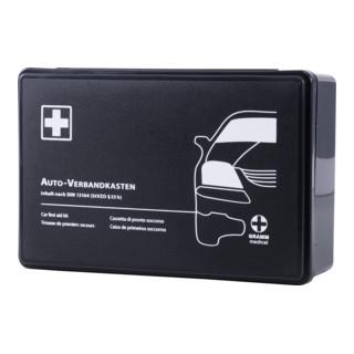 GRAMM medical Kfz-Kasten mit Füllung DIN 13 164:2014