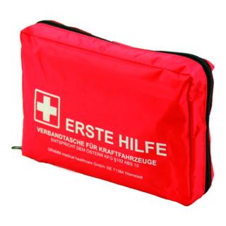 Gramm Medical KFZ-Verbandtasche nach KFG § 102