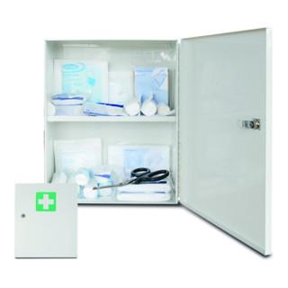Gramm Medical Metall-Verbandschrank A DIN 13 157