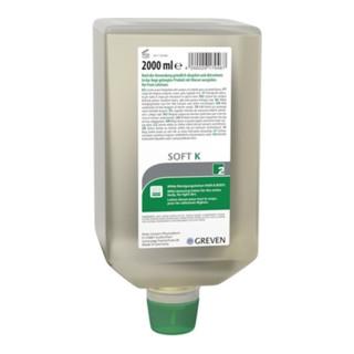 Greven Reinigungslotion IVRAXO Soft K - 2000 ml