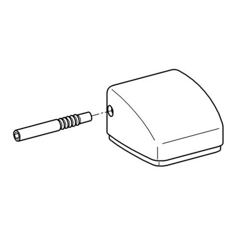 Grohe Kappenhebel komplett, für Urinal-Spüler Aufputz