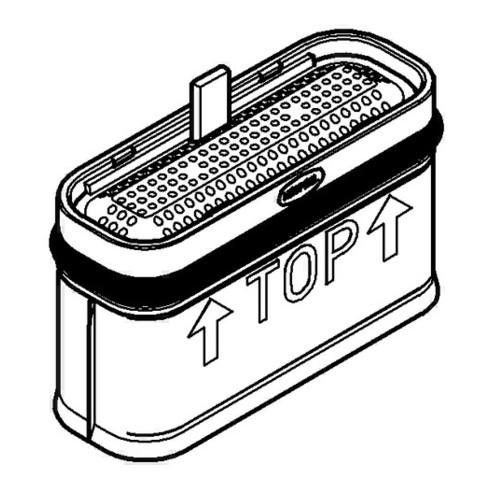 Grohe Mousseur für Allure Waschtischbatterien