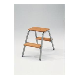 Günzburger Stahl-Holz-Tritt