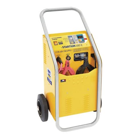 GYS Batterieladegerät STARTIUM 680 E 12/24 V 45 A
