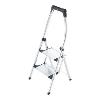 Hailo Aluminium-Klapptritt Tragfähigkeit 150 kg