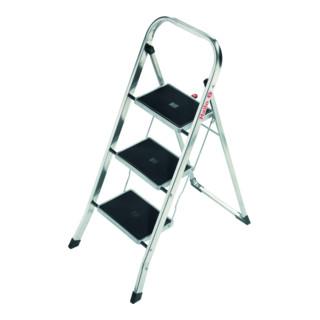 Hailo Aluminium-Klapptritt K30 3 Stufen