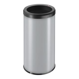Hailo Großraum-Abfallbox Big Bin Quick 45 silber