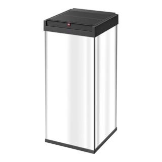 Hailo Großraum-Abfallbox Big Box Swing edelstahl