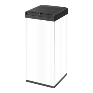Hailo Großraum-Abfallbox Big Box Swing weiß