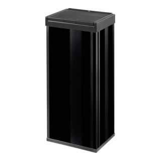 Hailo Großraum-Abfallbox Big Box Touch schwarz