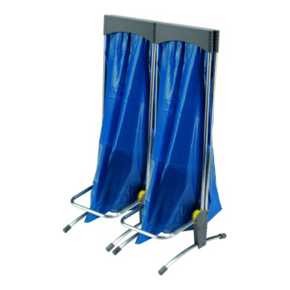Hailo Abfall-Sammel-System ProfiLine 120 stehend