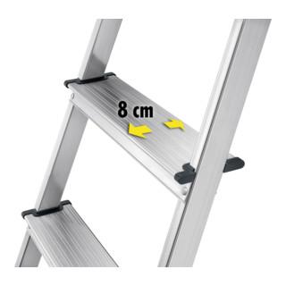 Hailo Stufenleiter L60 StandardLine