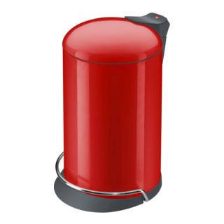 Hailo Tret-Abfallsammler ProfiLine Solid Design signalrot