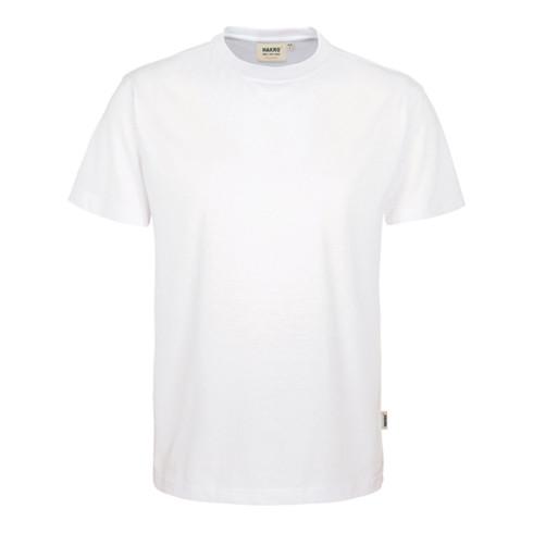 Hakro T-Shirt Performance, weiß, Unisex-Größe: L