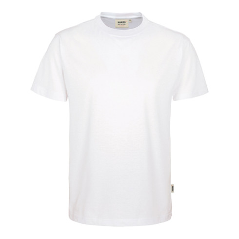 Hakro T-Shirt Performance, weiß, Unisex-Größe: M