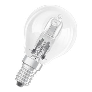 Halogenlampe 20W E14 Fassung 230V 235Lm Tropfenform warm weiß dimmbar