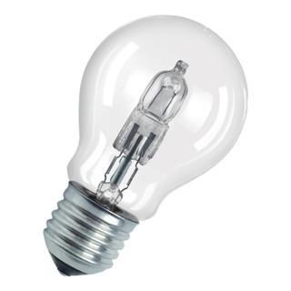 Halogenlampe 46W E27 Fassung 230V 700Lm Glühlampenform warm weiß dimmbar NEOLUX