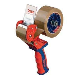 Handabroller tesa 6400 max. Rollendurchmesser 140mm, für Rll. bis 50mm Breite