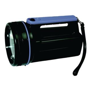 Handscheinwerfer Ku. robust f.6Volt Blockbatterie m.Leuchtmittel