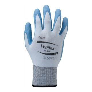 Ansell Handschuhe EN388 Kat. II HyFlex 11-518 Dyneema-Diamond/Spandex/Nylon mit PU