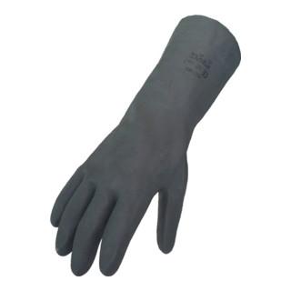 Handschuhe EN388 Kat. III Gr.8 Neopren,schw. höchste Fingerfertigkeit 12 PA AT