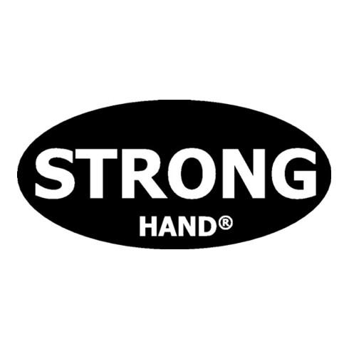 Handschuhe Finegrip Gr.12 schwarz EN 388 PSA II Nyl.m.Schrumpf-Latex STRONGHAND