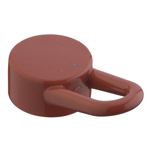 hansgrohe Griff AXOR UNO für Axor Uno Color Waschtisch-, Bidet- und Küchenmischer rot