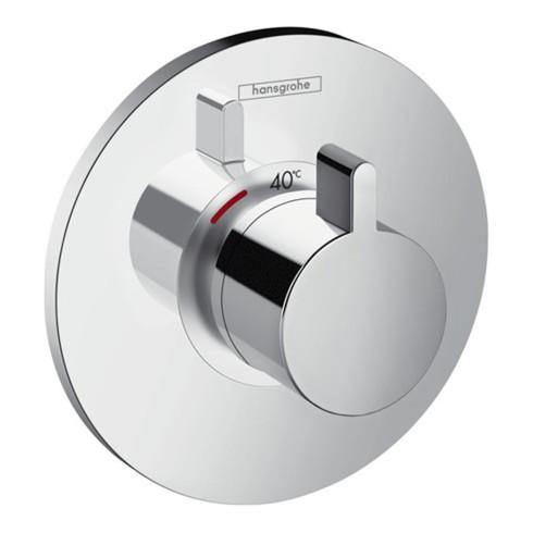 hansgrohe Thermostat ECOSTAT S Unterputz, Highflow 59 l/min chrom
