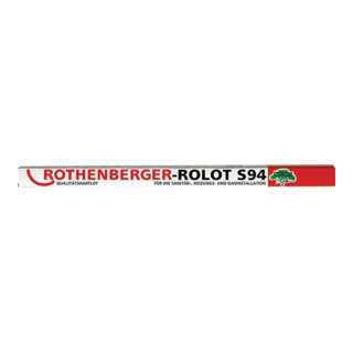 Hartlot ROLOT S94 DIN EN 1044 L-CU P6 / CP 203 2x 500 mm 1 kg Karton