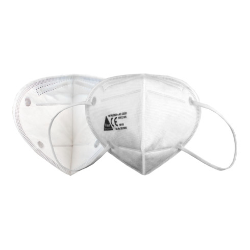 Hase Einweg-Atemschutzmaske Anti-Virus FFP2 NR