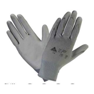 Hase Montagehandschuhe Grau Größe 9, Polyester