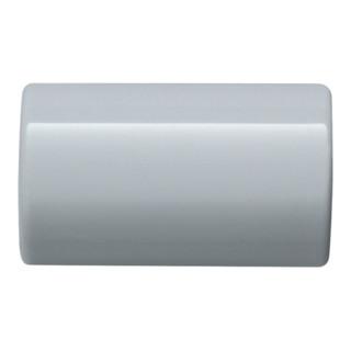 Hausnummer Bindestrich Spezial-Polyamid 97 lichtgrau D.33mm B.56mm HEWI