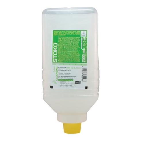 Hautreiniger Estesol mild wash 2000ml Softflas