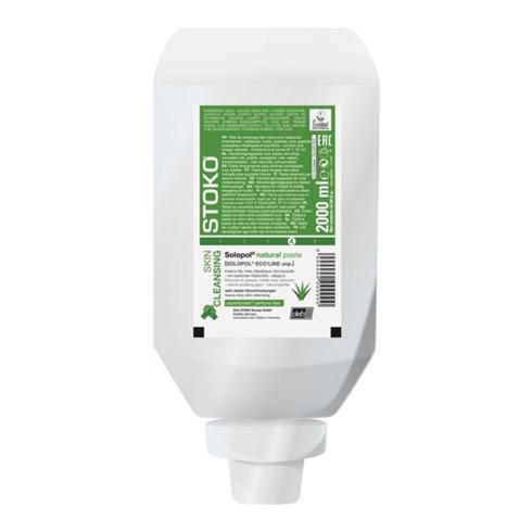 Hautreiniger Solopol® natural unparfümiert 2l SOLOPOL