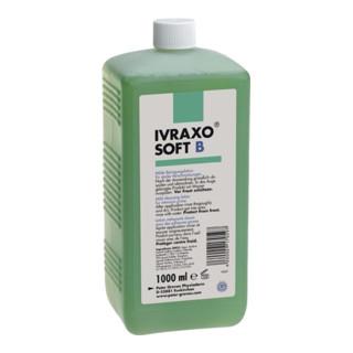Hautreinigungslotion IVRAXO® SOFT B 1l mittl. b.starke Verschmutz. f.9000473400