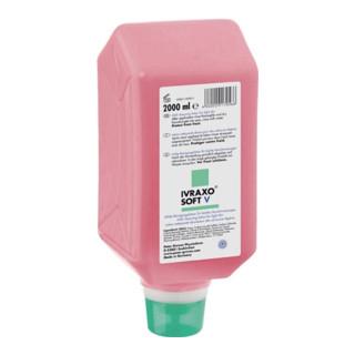Hautreinigungslotion IVRAXO® SOFT V 2l leichte Verschmutzung Spender 9000473404