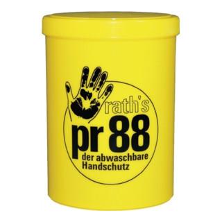 Hautschutzcreme PR88 für den öligen,fettigen Schmutzbereich u. stark haftenden V