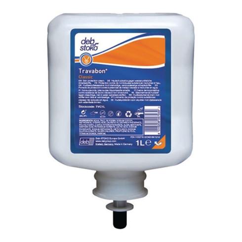 Hautschutzsalbe Travabon classic 100 ml silikonfrei,parfümiert Tube STOKO