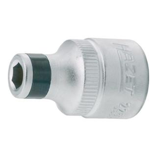 HAZET Adapter 2250-1 Vierkant hohl 6,3 mm (1/4'') Sechskant hohl 6,3 (1/4'')
