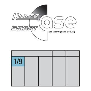 HAZET Bit Schlagschraubendreher-Satz 2272/23N Sechskant massiv 8 (5/16 Zoll) Kreuzschlitz Profil PH, Innen-Sechskant Profil, Schlitz Profil, Innen TORX Profil Anzahl Werkzeuge: 23