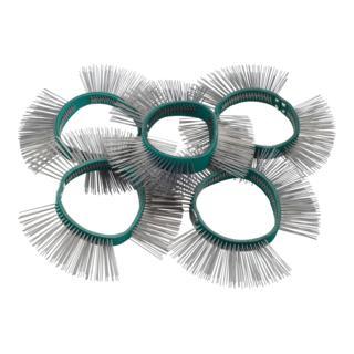 HAZET Bürstenband 11 mm breit fein gerade Spitzen 9033-6-05/5